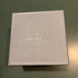 Empty Michele watch box